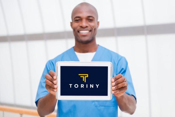 Sample branding #1 for Toriny