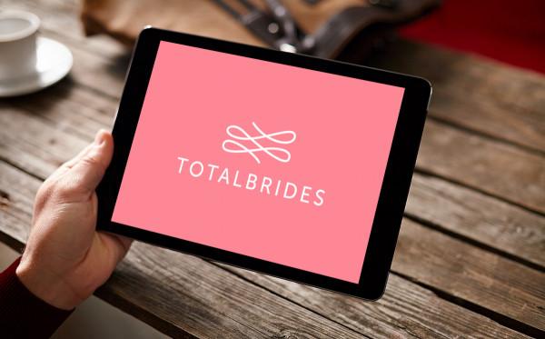 Sample branding #3 for Totalbrides