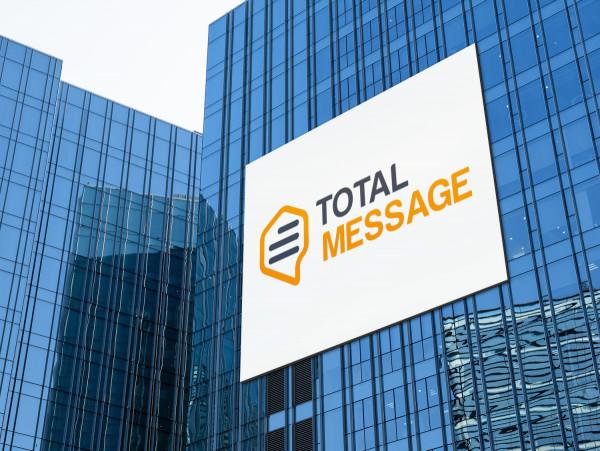 Sample branding #3 for Totalmessage