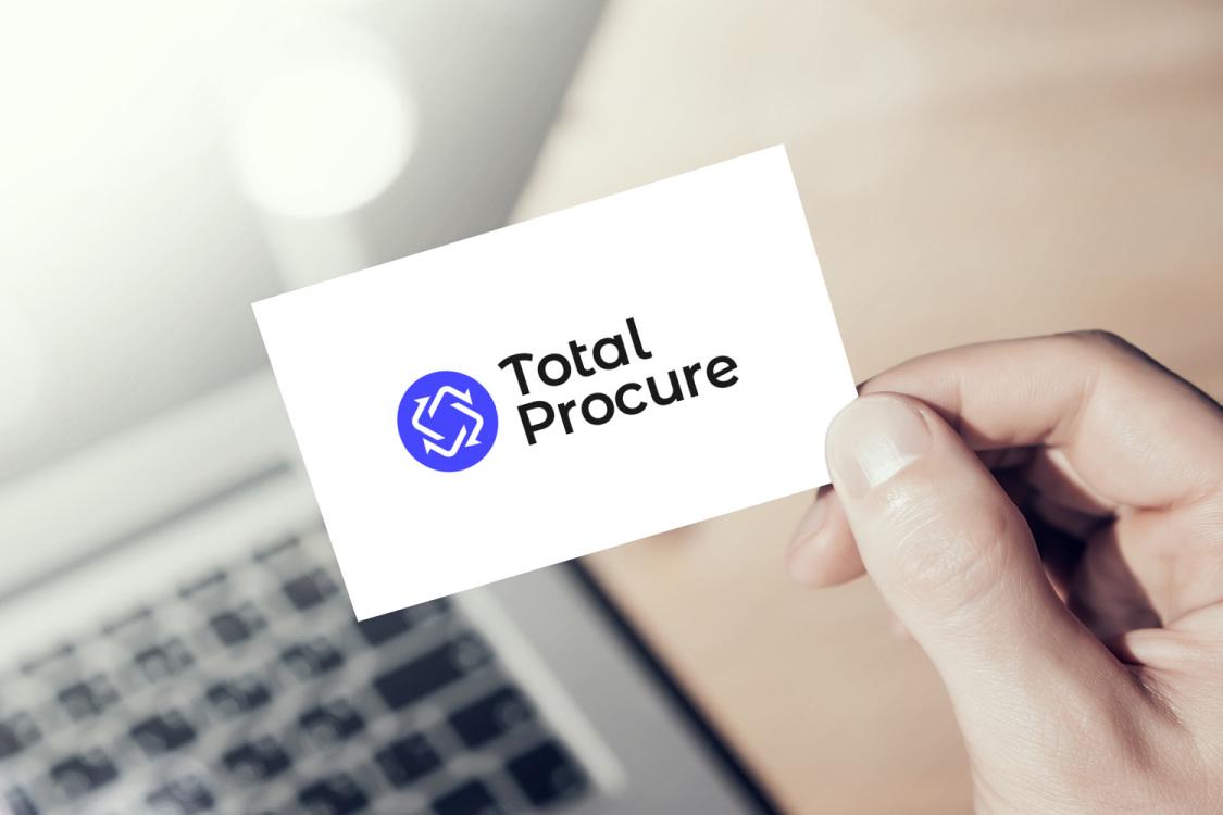 Sample branding #1 for Totalprocure