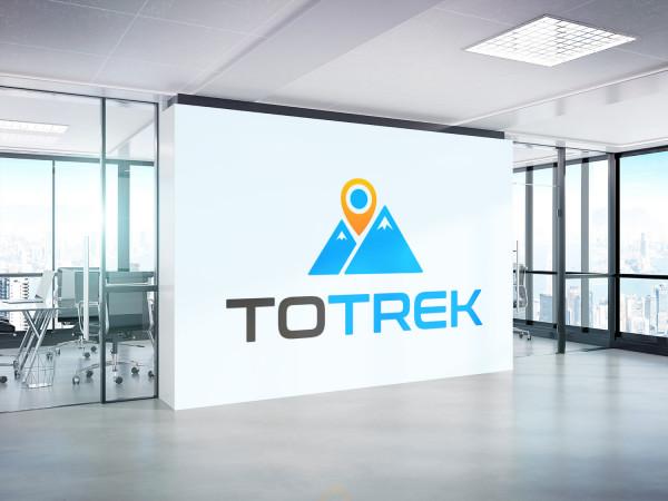 Sample branding #1 for Totrek