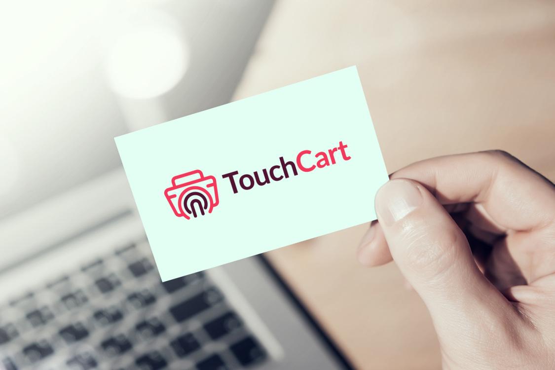 Sample branding #2 for Touchcart