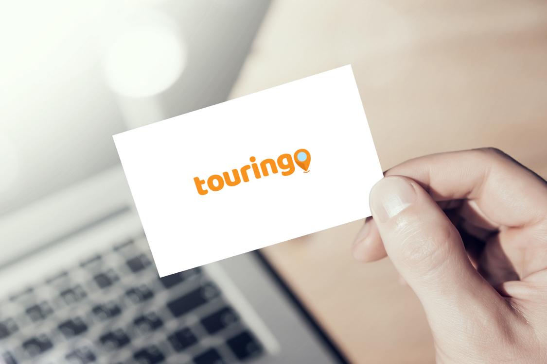Sample branding #2 for Touringo