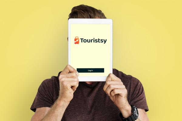 Sample branding #3 for Touristsy