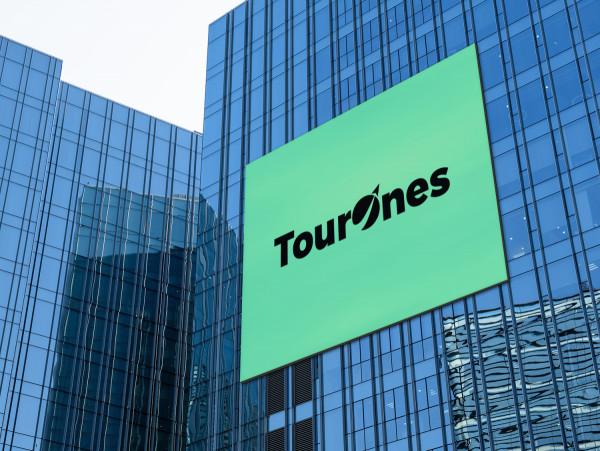 Sample branding #3 for Tourones
