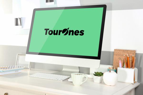 Sample branding #1 for Tourones