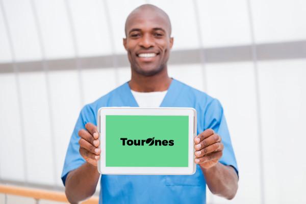 Sample branding #2 for Tourones