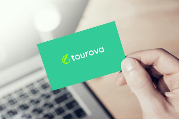 Sample branding #3 for Tourova