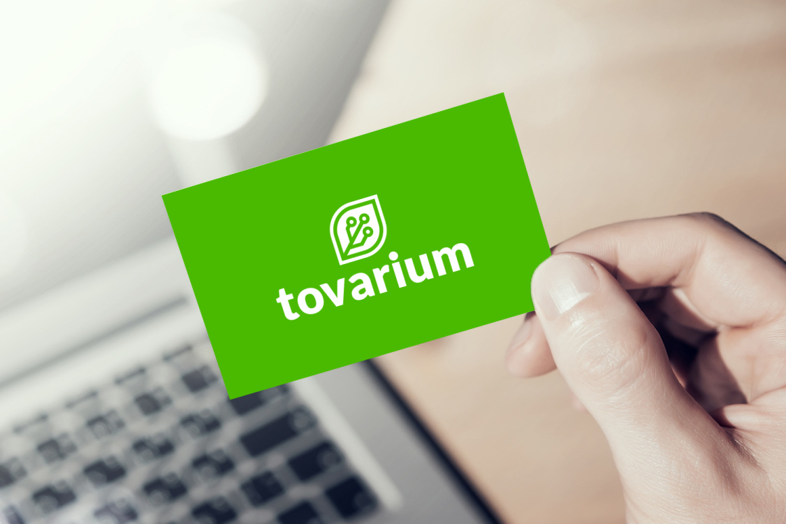 Sample branding #3 for Tovarium