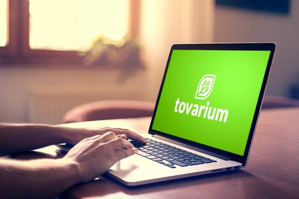 Sample branding #2 for Tovarium