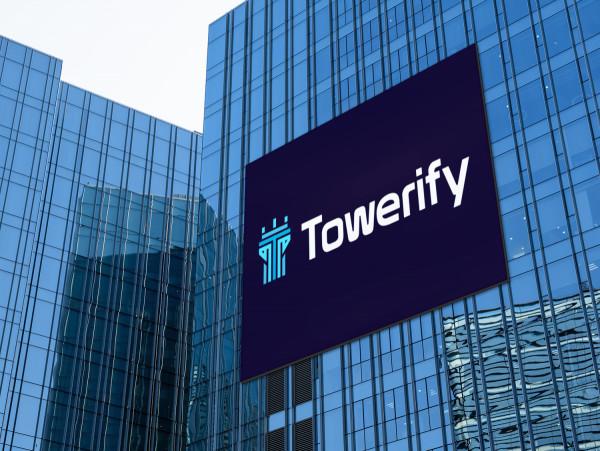 Sample branding #1 for Towerify