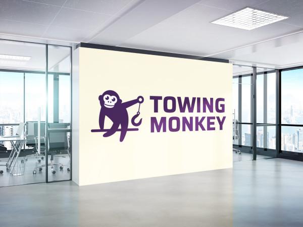 Sample branding #1 for Towingmonkey