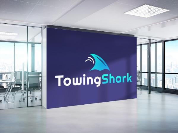 Sample branding #3 for Towingshark