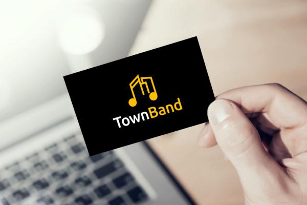 Sample branding #1 for Townband