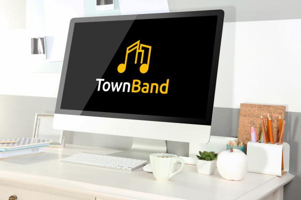 Sample branding #3 for Townband