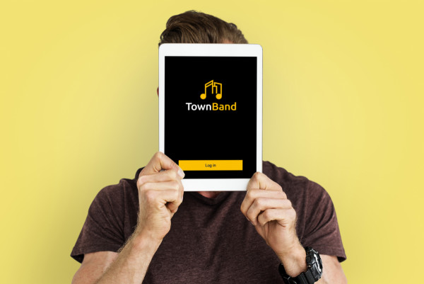 Sample branding #2 for Townband
