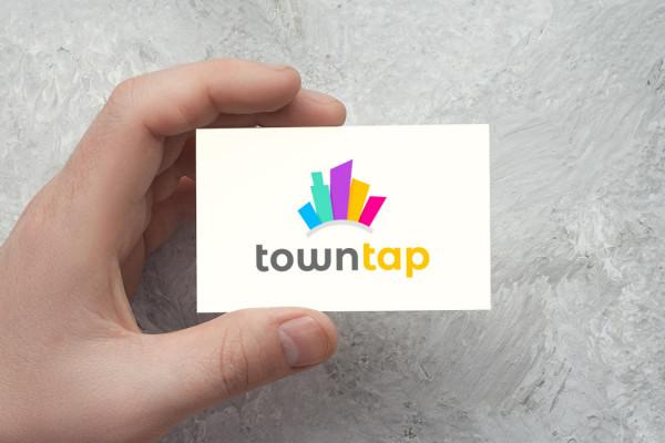 Sample branding #3 for Towntap