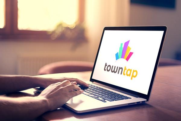 Sample branding #1 for Towntap