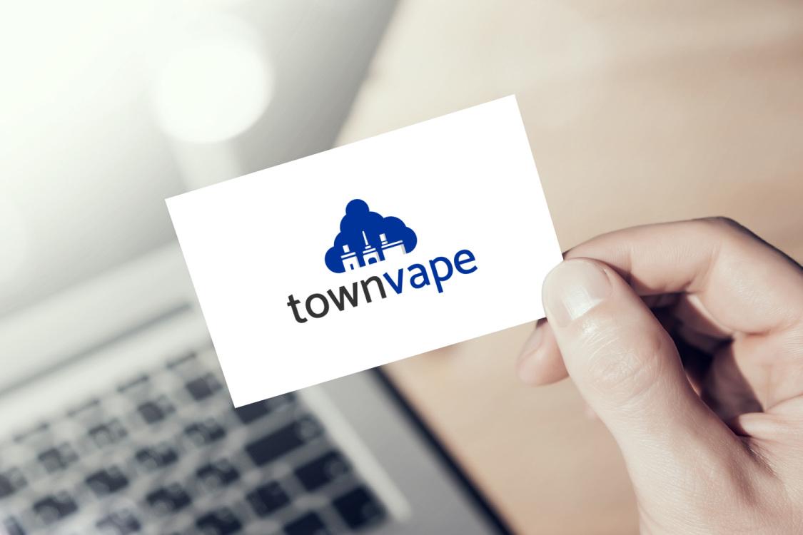 Sample branding #3 for Townvape
