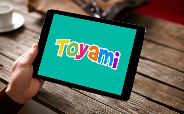 Sample branding #1 for Toyami