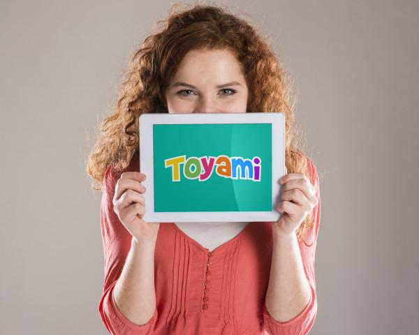 Sample branding #3 for Toyami