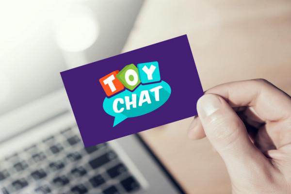 Sample branding #3 for Toychat