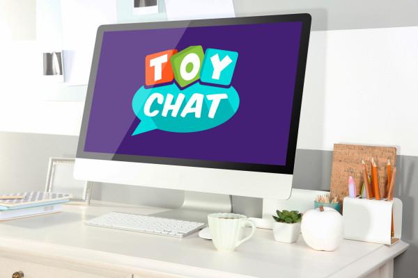 Sample branding #2 for Toychat
