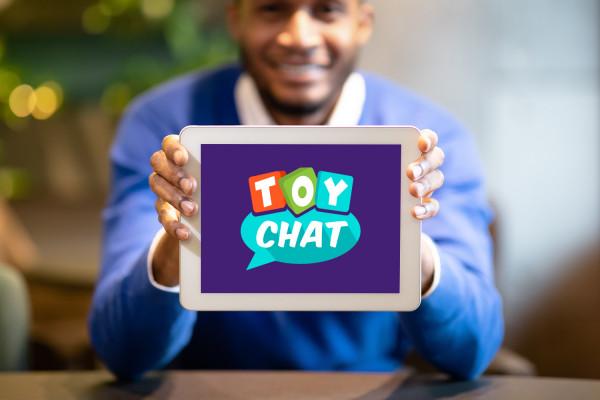 Sample branding #1 for Toychat