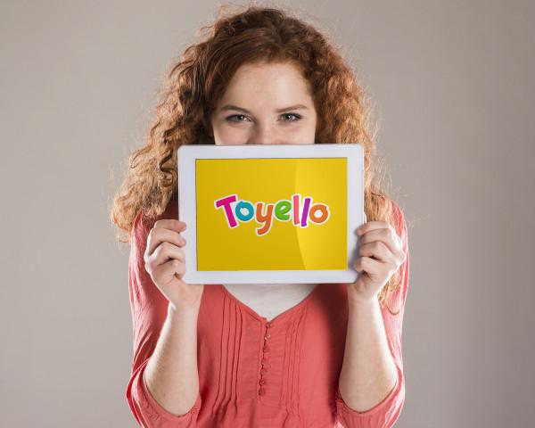 Sample branding #2 for Toyello