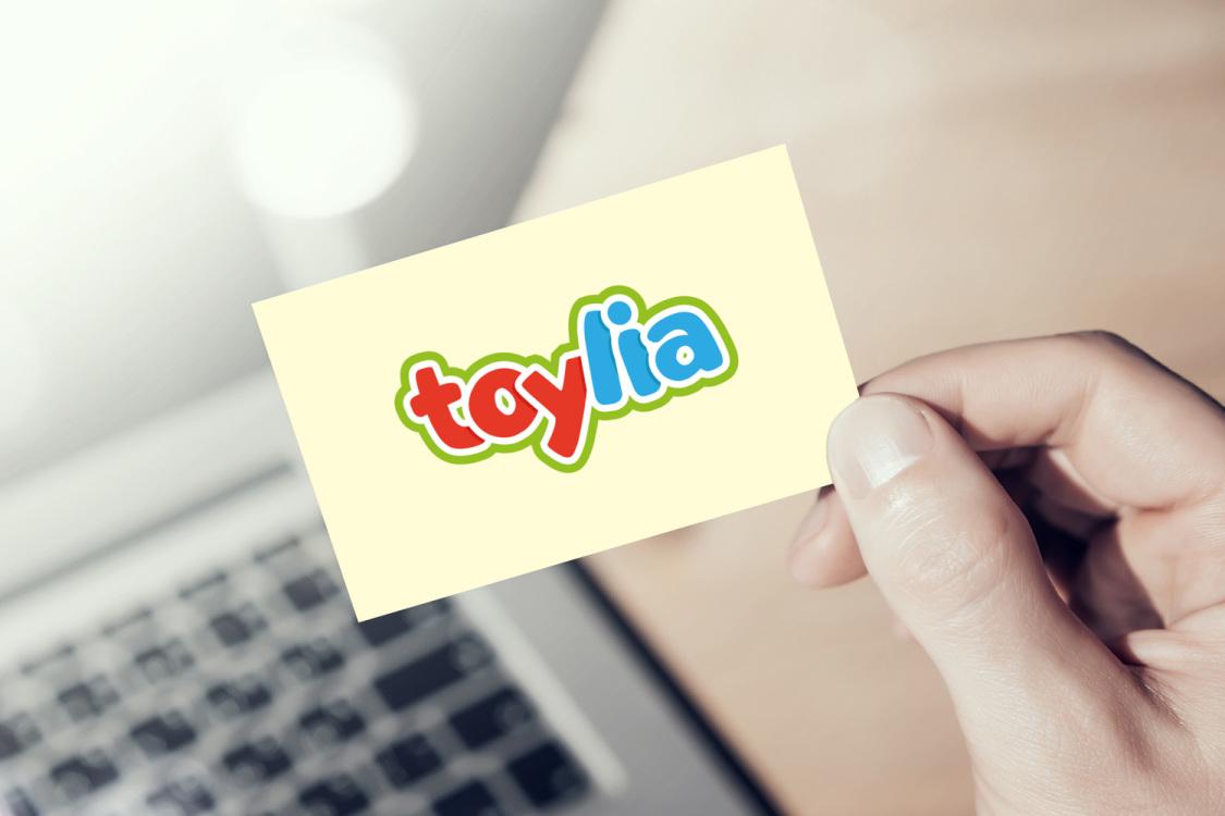 Sample branding #1 for Toylia