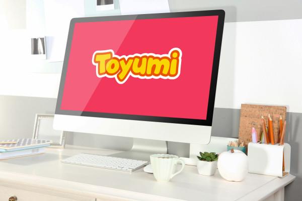 Sample branding #1 for Toyumi