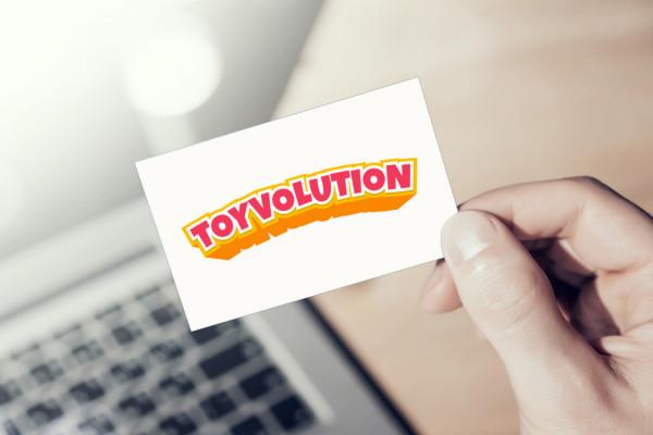 Sample branding #1 for Toyvolution