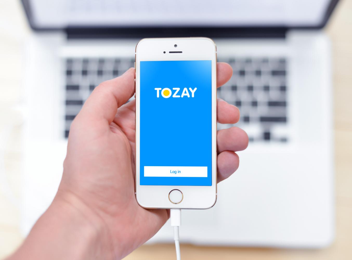 Sample branding #3 for Tozay