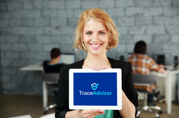 Sample branding #2 for Traceadvisor