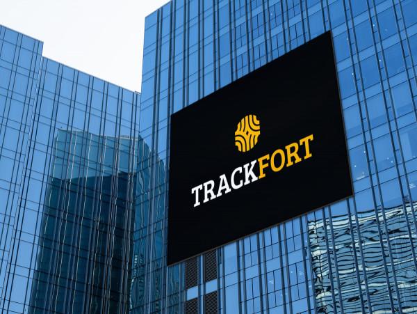 Sample branding #2 for Trackfort