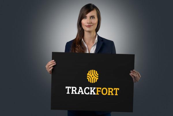 Sample branding #3 for Trackfort