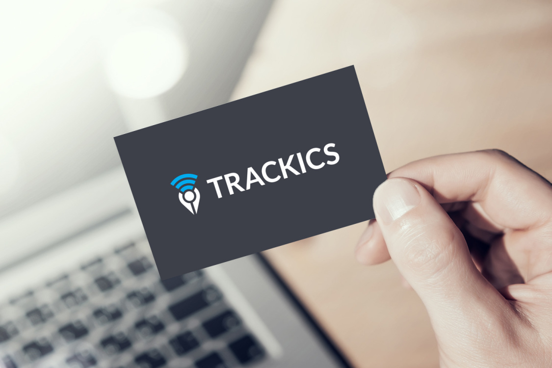 Sample branding #1 for Trackics