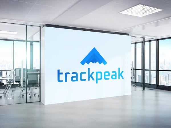 Sample branding #3 for Trackpeak