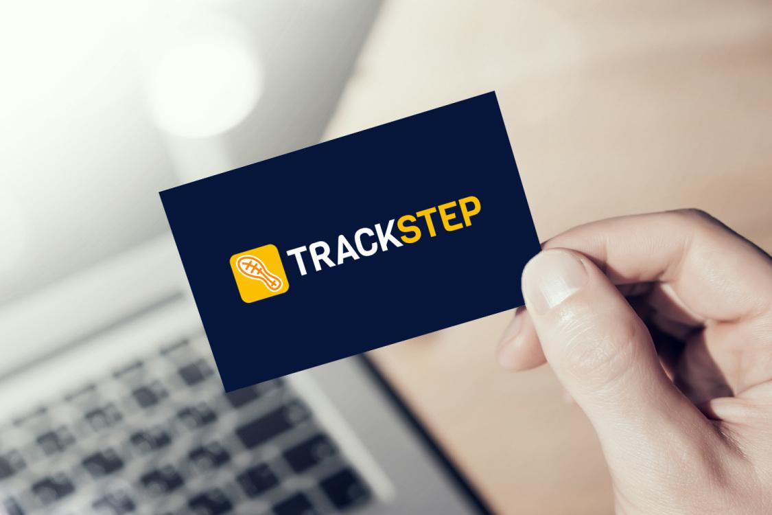 Sample branding #2 for Trackstep