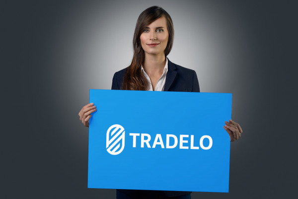 Sample branding #2 for Tradelo