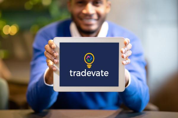 Sample branding #2 for Tradevate