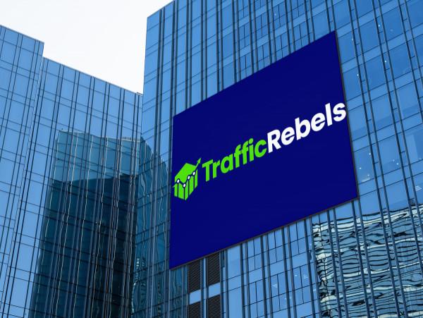 Sample branding #3 for Trafficrebels