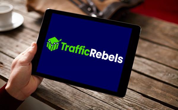 Sample branding #1 for Trafficrebels