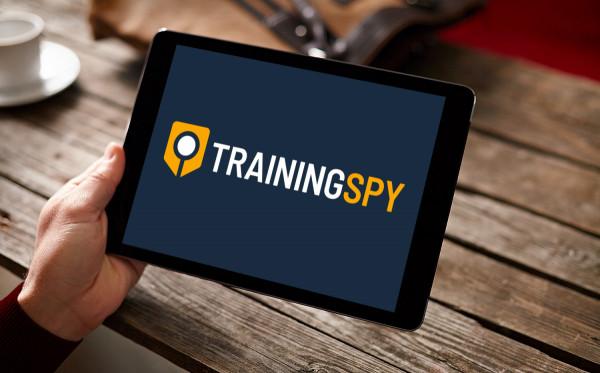 Sample branding #3 for Trainingspy