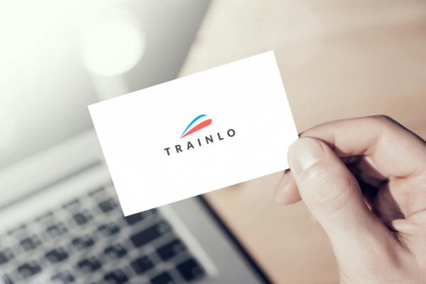 Sample branding #2 for Trainlo