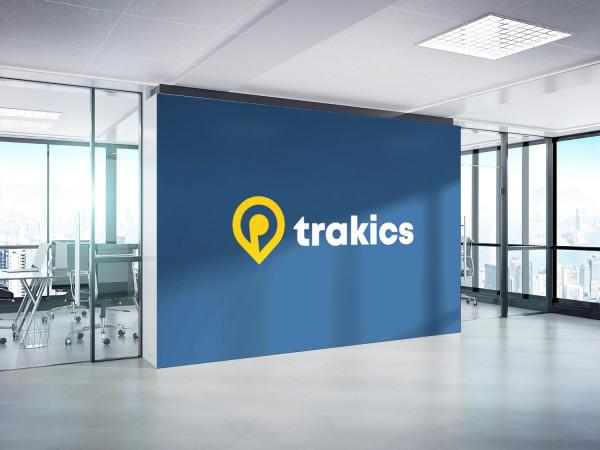 Sample branding #2 for Trakics