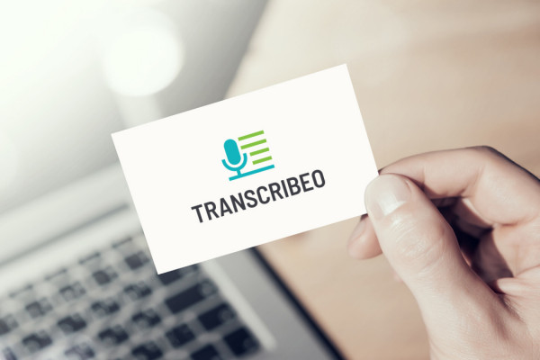 Sample branding #3 for Transcribeo