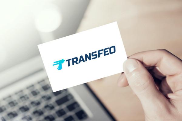 Sample branding #3 for Transfeo
