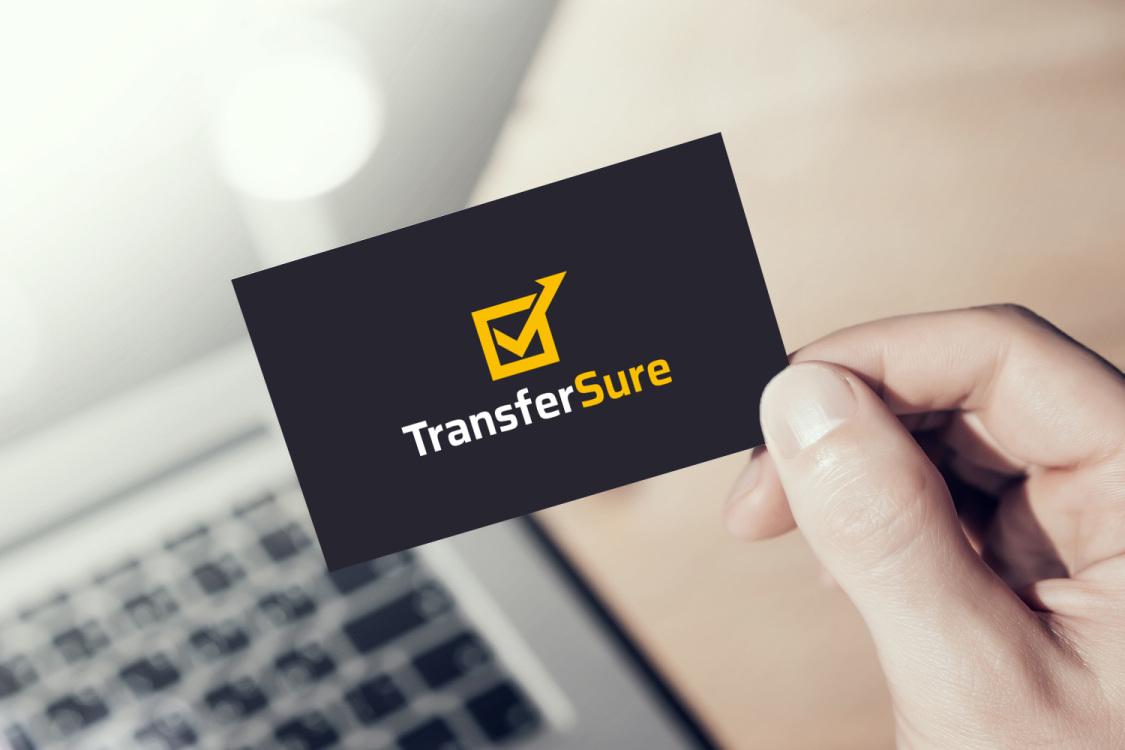 Sample branding #3 for Transfersure