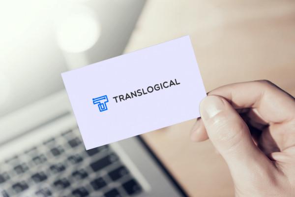 Sample branding #3 for Translogical